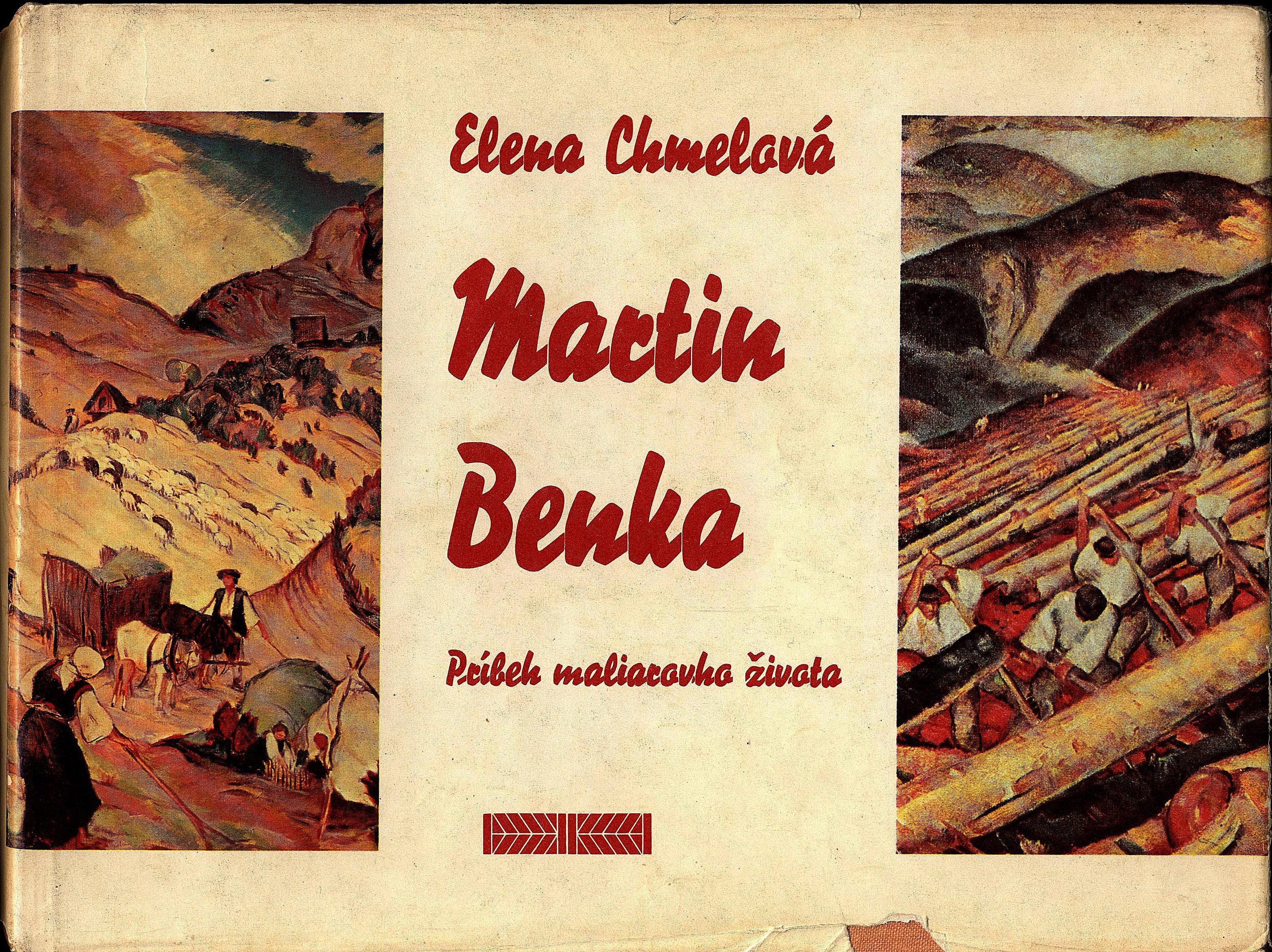 Martin Benka. Príbeh maliarovho života.